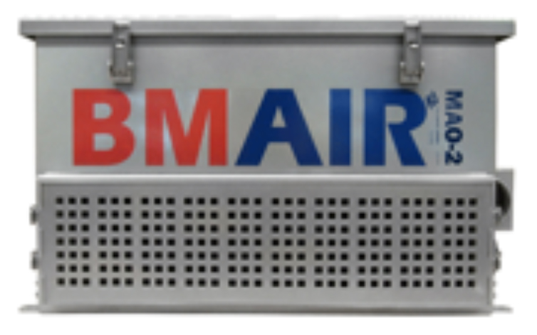 BM Air MAO 2 RVS